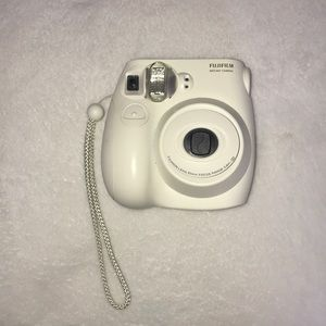 Accessories - White instax mini 7s